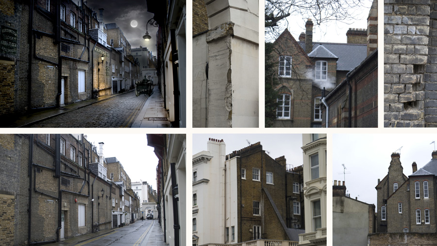 Excerpts from research in London and South Kensington