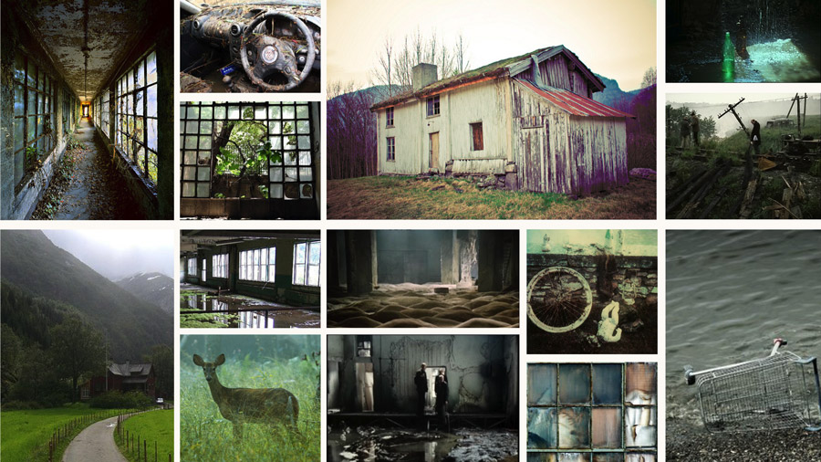 Excerpts from research / Nature, decay