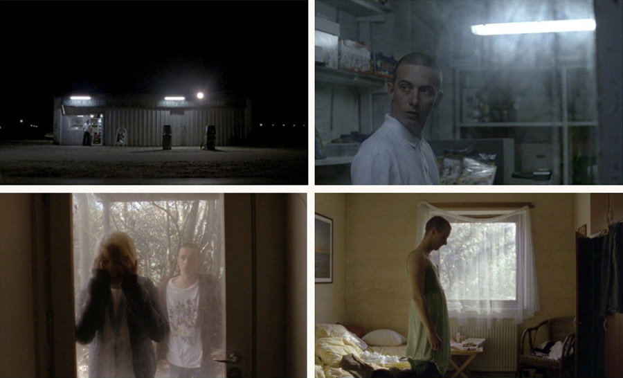 Shots from film. Directed by Milad Alami. Photos by Adam Wallensten.